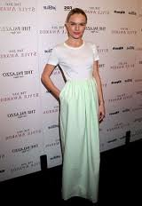 Kate Bosworth Maxi Skirt Celebrity Style Women's Fashion (2)