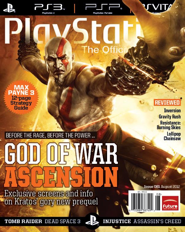 PTOM August Cover