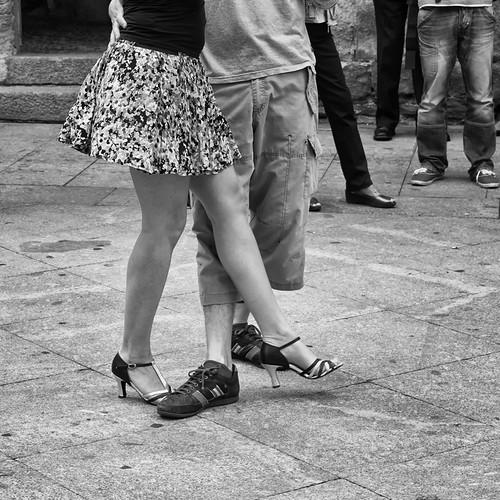 Tango by Andrés Ñíguez