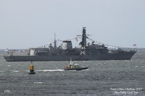 Photo 22 - Armed Forces Day on Plymouth Hoe  HMS Argyll by Stocker Images