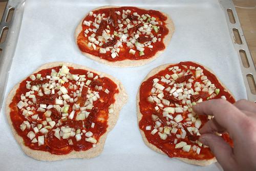 42 - Tomatenstreifen hinzufügen / Add tomato stripes