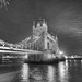 Snowy Tower Bridge by Harry Ball