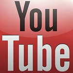 youtube logo FOR AERIAL YOGA