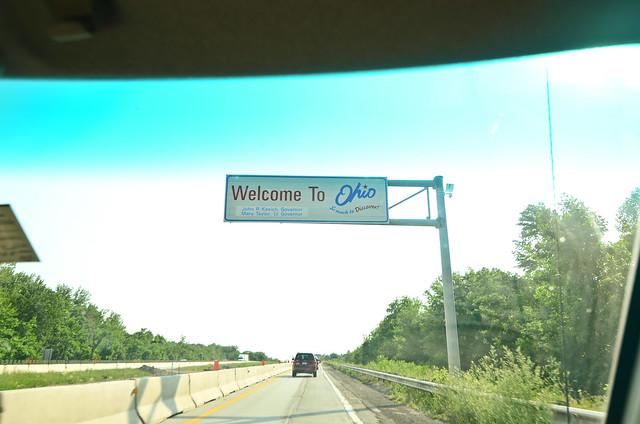 road trip:ohio