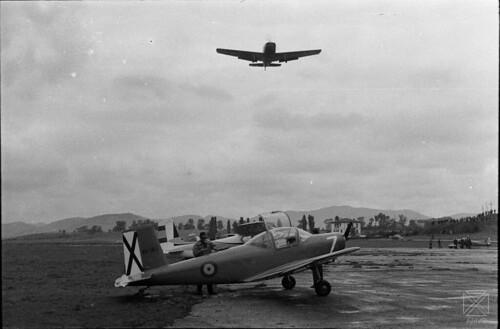 Arqué (1961) Aviación