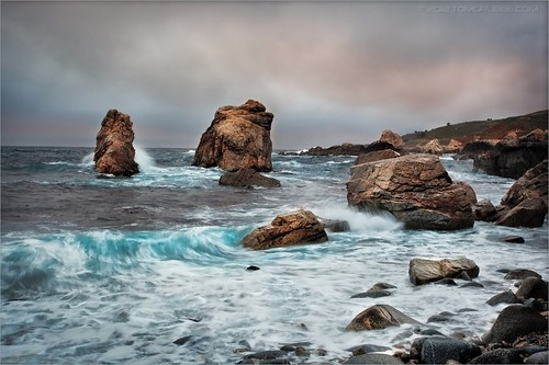 Garrapata Sea Stacks