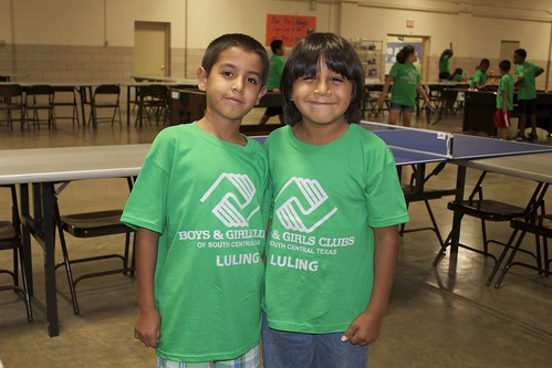 Boys and girls clubs of south central texas summer program luling extension