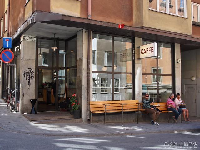 Around Slussen, Stockholm, Sweden