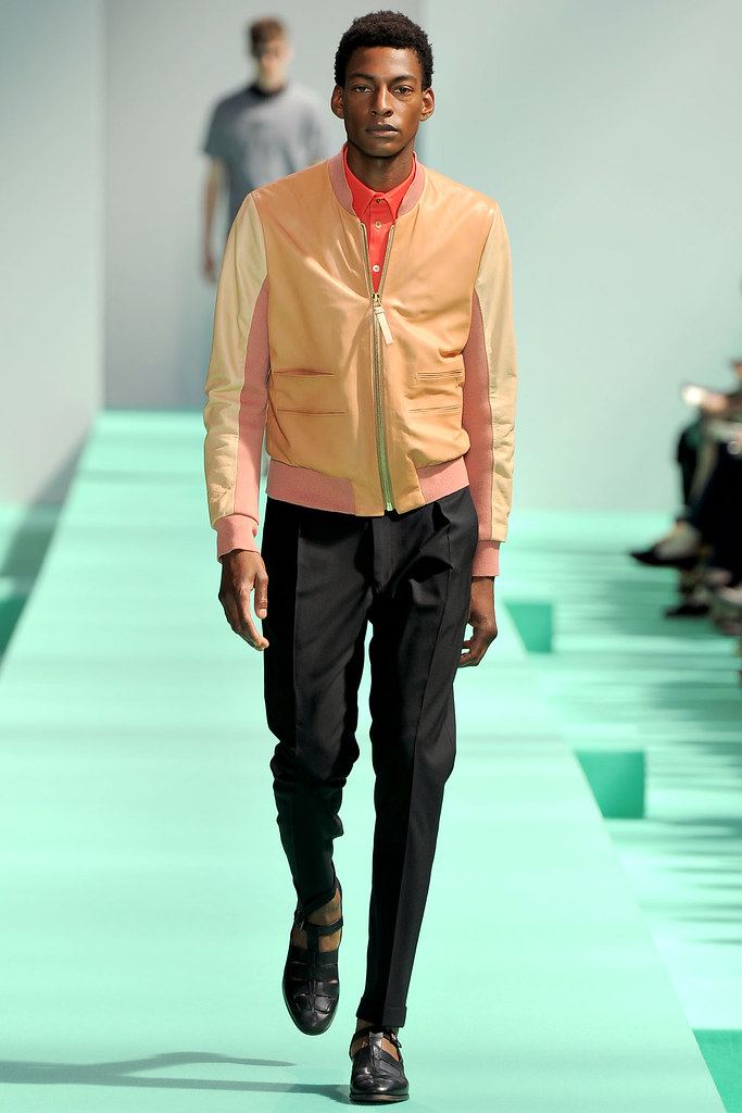 SS13 Paris Paul Smith010_Ty Ogunkoya(VOGUE)