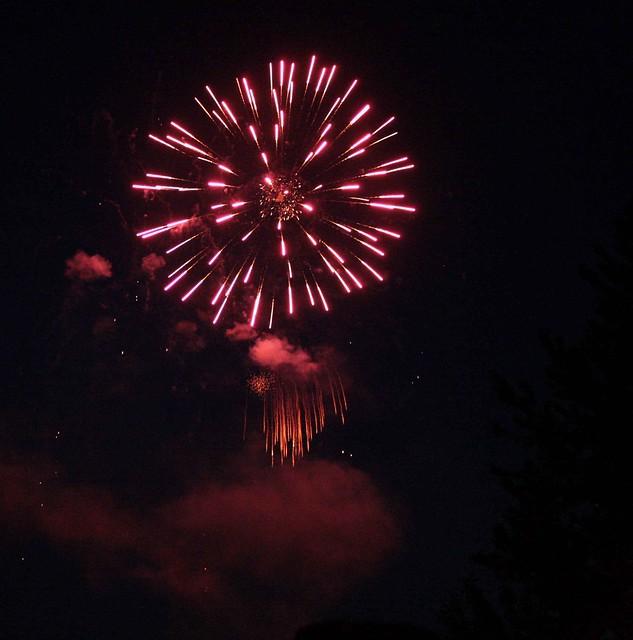 Backyard Firework Show: Flickr - Photo Sharing