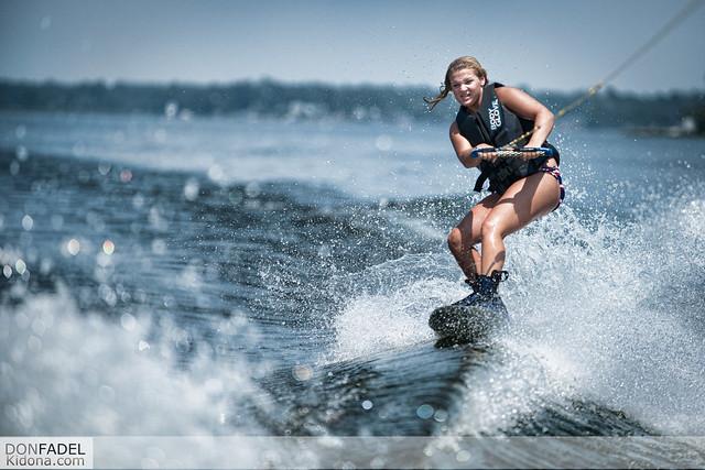 Wakeboarding Lake Marion II
