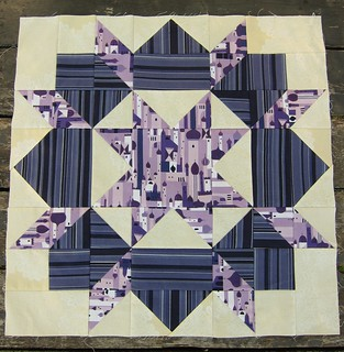 P & B Swoon Block 9