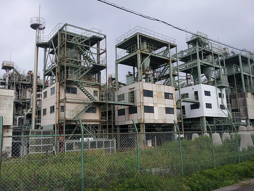 茅ヶ崎のゴミ処理設備