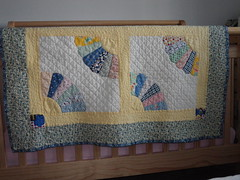 LiPH, baby quilt