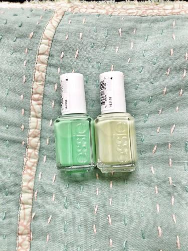 green polish