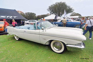 1960 Chrysler Crown Imperial at Amelia Island 2012