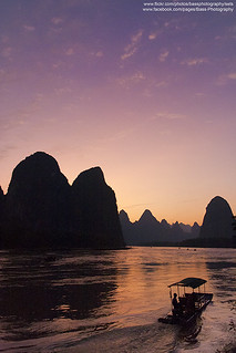 Li Jiang River, Yanghsuo, China