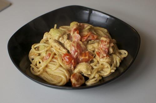 Spaghetti Tequila