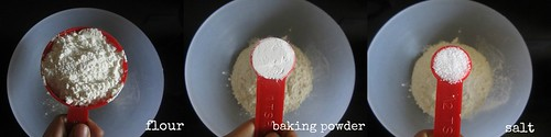 Lemon Yogurt Cake-step1