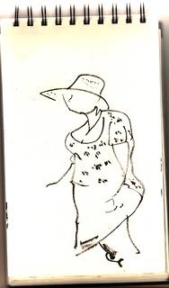 36 sketchcrawl. San Lorenzo del Escorial.