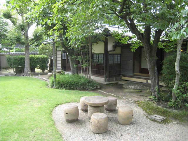 Shiga Naoya's House in Nara
