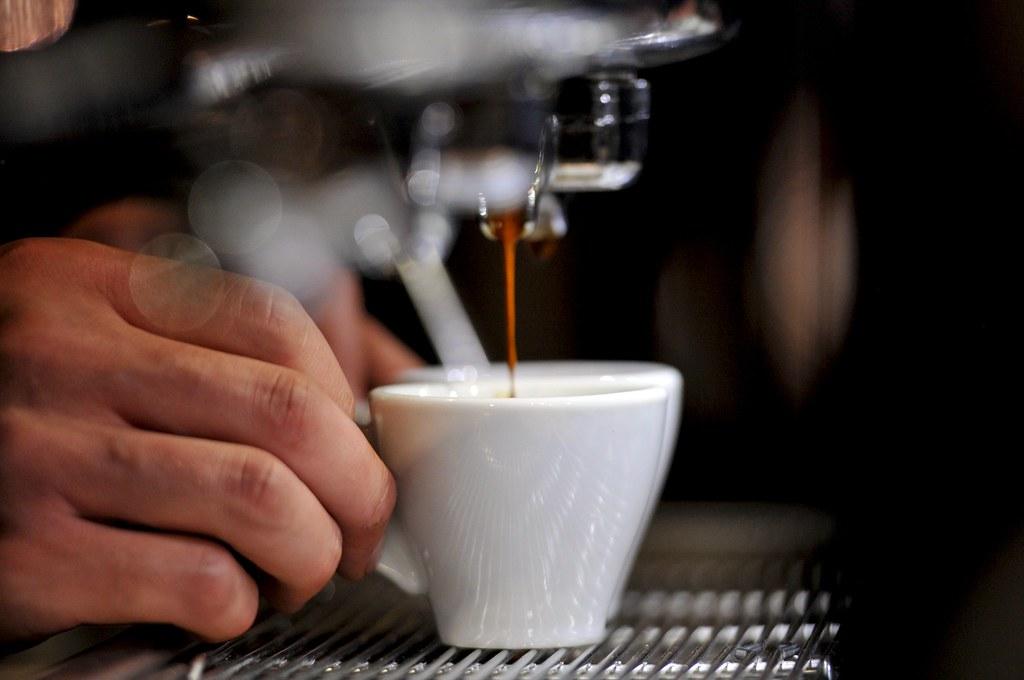 Espresso extract