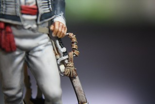 "Pegaso Models ""British Light Dragoon Officer 11th Regt. 1811"" -2"