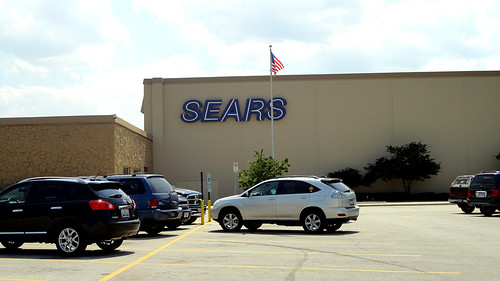 Sears Sign Flag