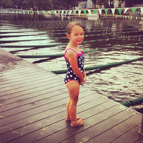 WPIR - little swimmer