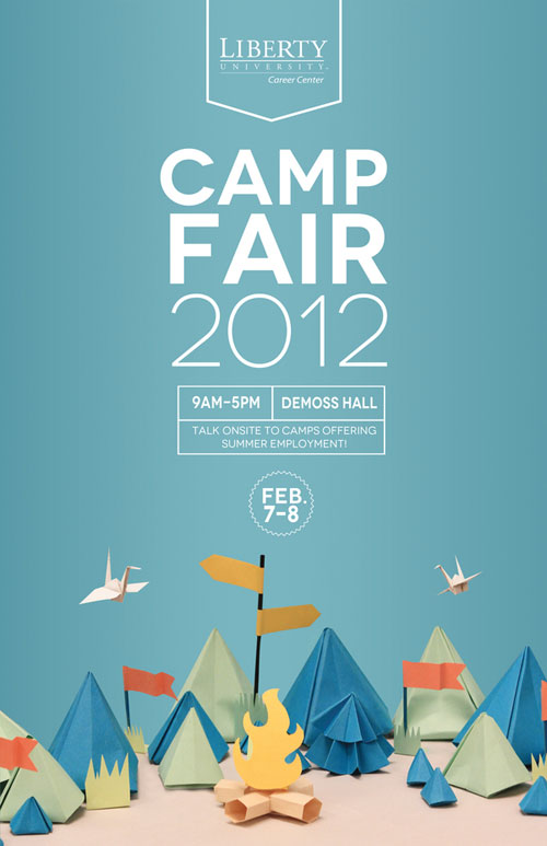CampFair Poster by Sui Tin Sung 2