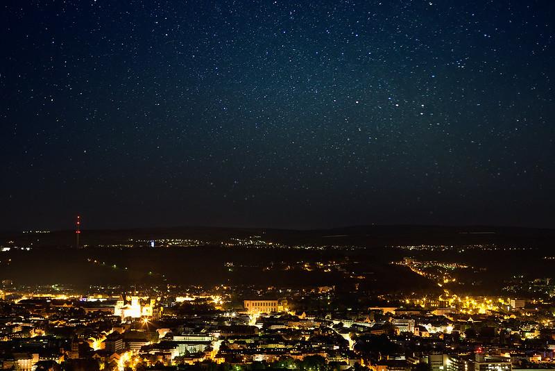 Stars over Trier