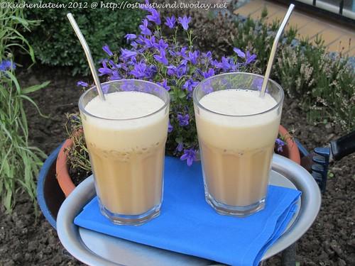 Geschüttelter Cappuccino