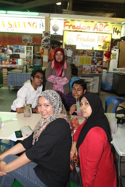 Memuah Iftar 2012
