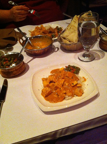 East India Co - Delicious Paneer Makhani