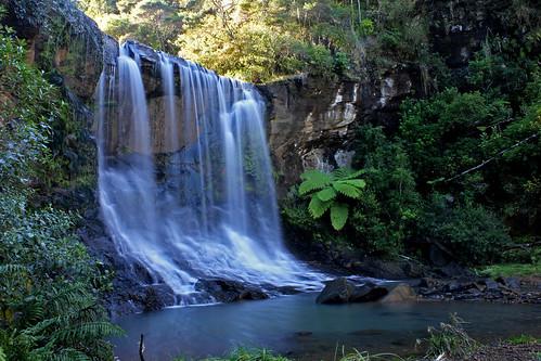 longexposure newzealand nature canon waterfall rainforest auckland flowingwater waitakereranges 550d t2i mokoroafalls canoneos550d