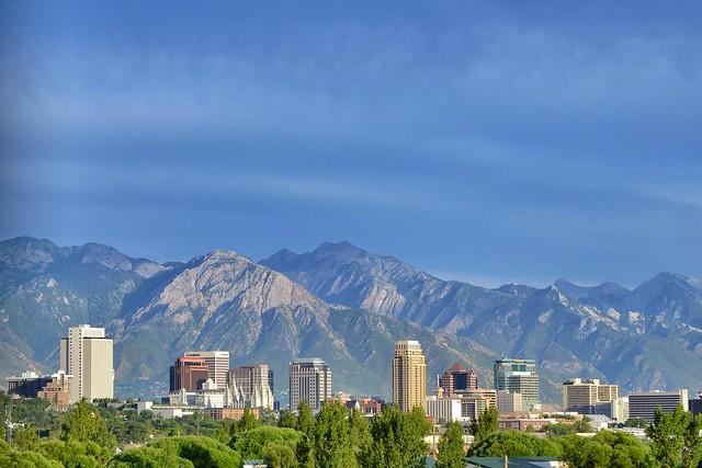 Salt Lake City by CC user countylemonade on Flickr