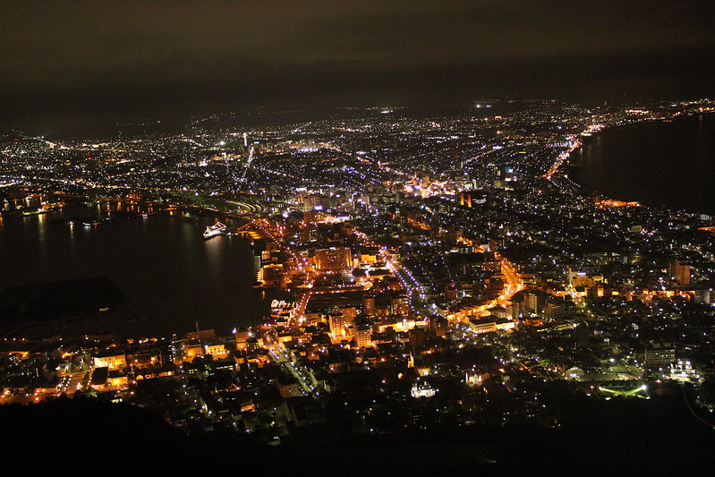 函館山からの夜景 その3
