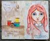 Bird & Vine Journal Page