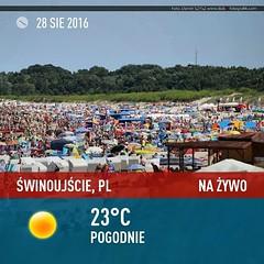 #wakacje #lato #swinoujskie #świnoujście #uznam