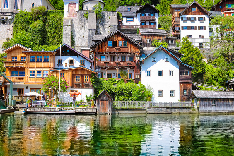 Hallstatt Austria Is Borderline Perfect Adventurous Miriam