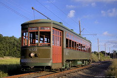 2016 Shore Line Trolley Museum Photographers Night