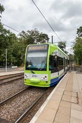 Tram to Croydon