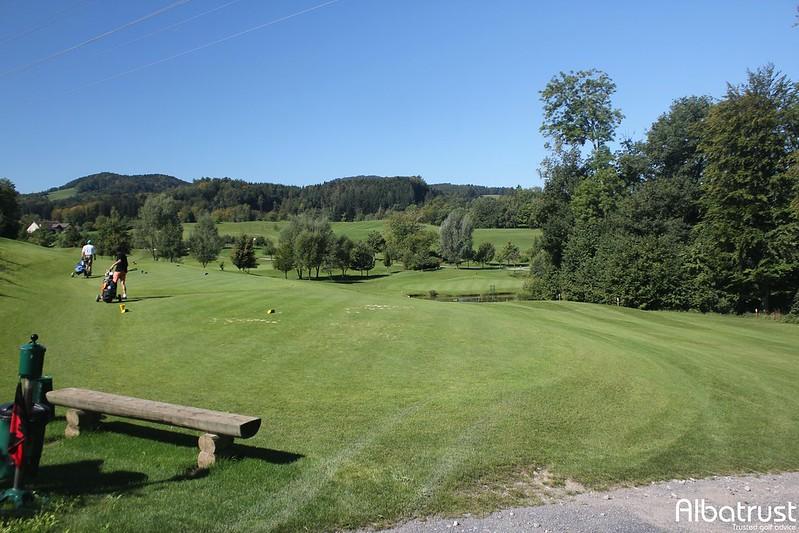 photo du golf Golf de Lavaux - Parcours