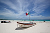 Flag & Boat  - Tulum, Mexico