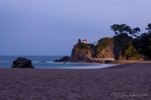 2009 四国 桂浜 高知市 高知県 旅行 kochi japan 日本 travel beach 太平洋 海 sea pacificocean 鳥居 shrine 風景 landscape nikond90