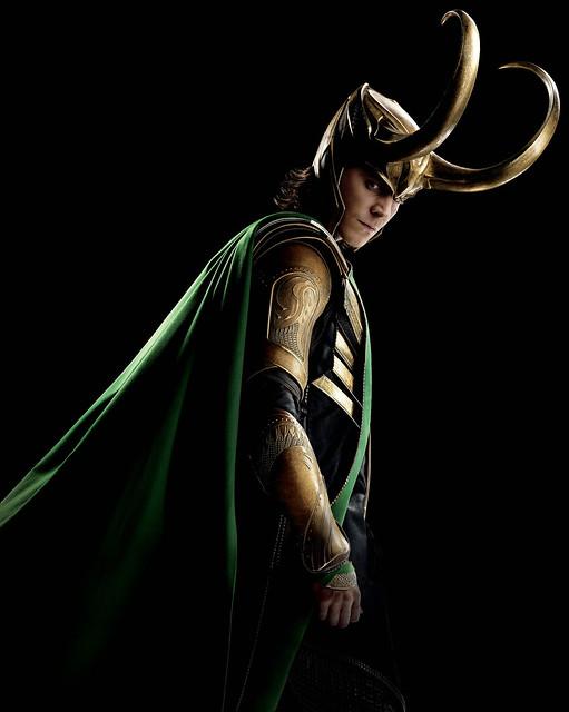 The Avengers_Loki