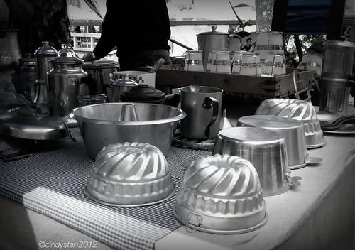 kitchen shopping @ the market