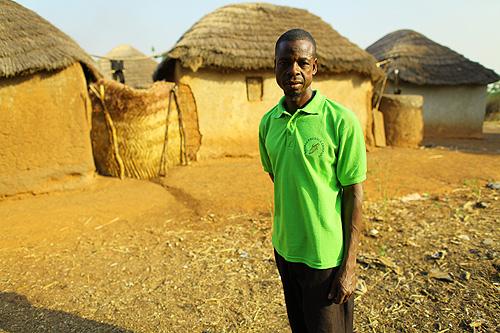 TAMALE, GHANA - JANUARY 10, 2012:. (Photos by Morgana Wingard)