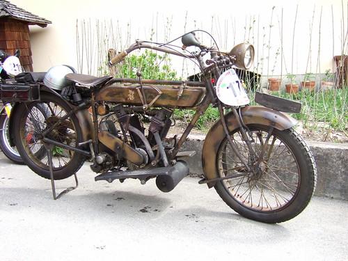 Matchless Model J - 1923