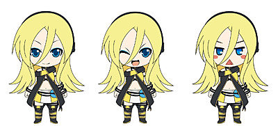 Official illustration of Nendoroid Lily